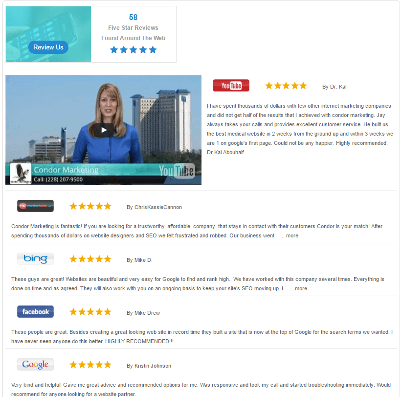 reviews widget for wordpress